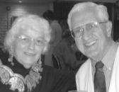 Marjorie Godwin and Bill McGrue