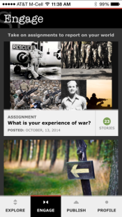 App Breaks New Ground with Old Stories