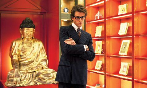 'Saint Laurent': Lonely at the Top