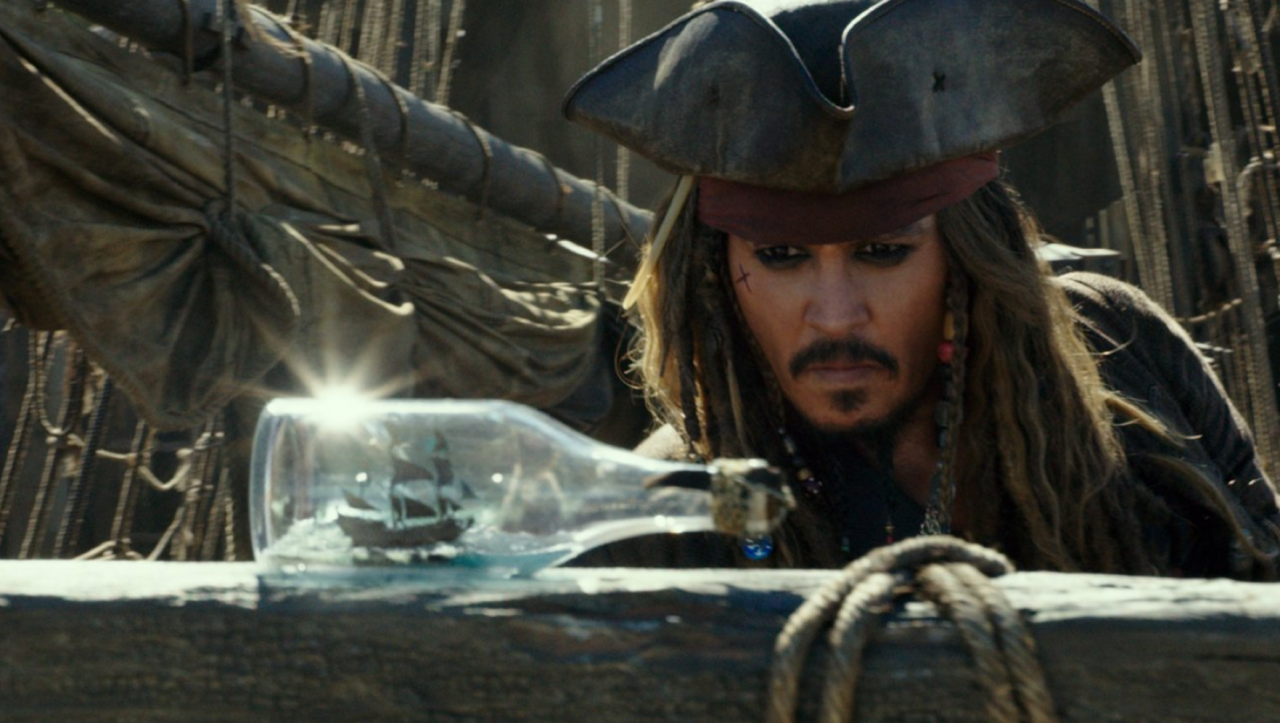 'Pirates of the Caribbean 5': Sinking Ship