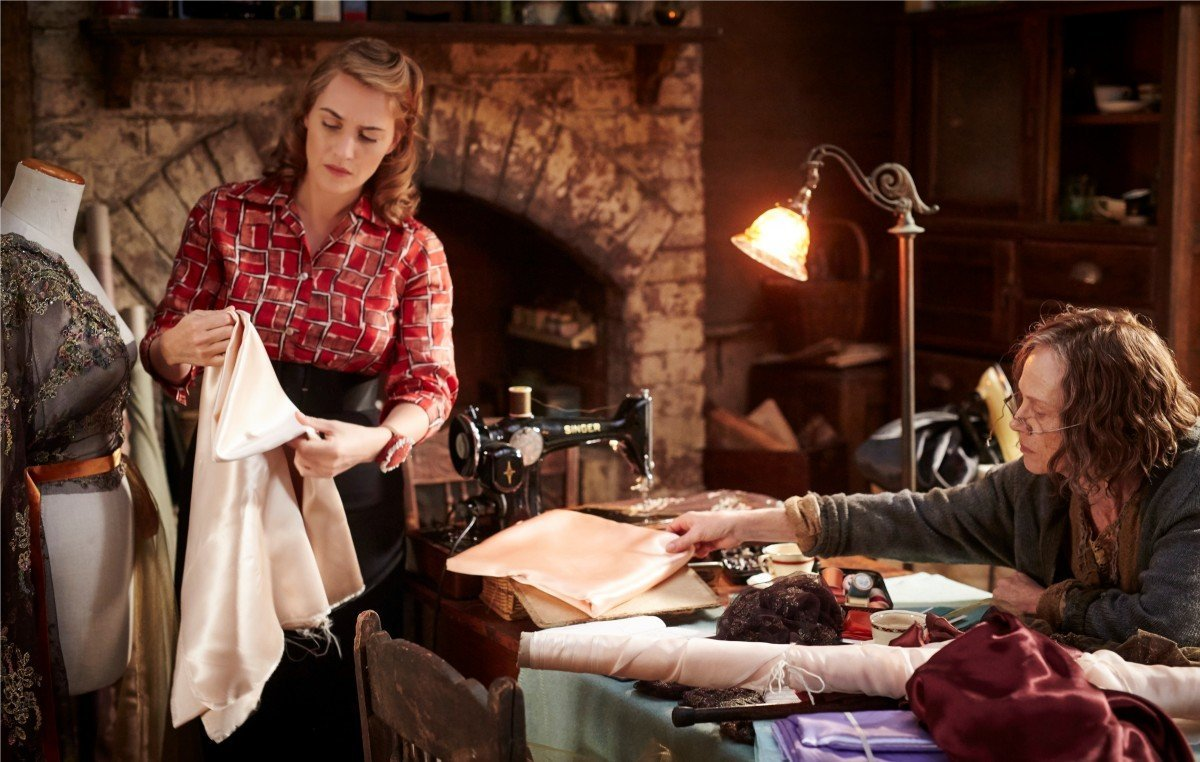 'The Dressmaker': High Fashion and Spaghetti Western
