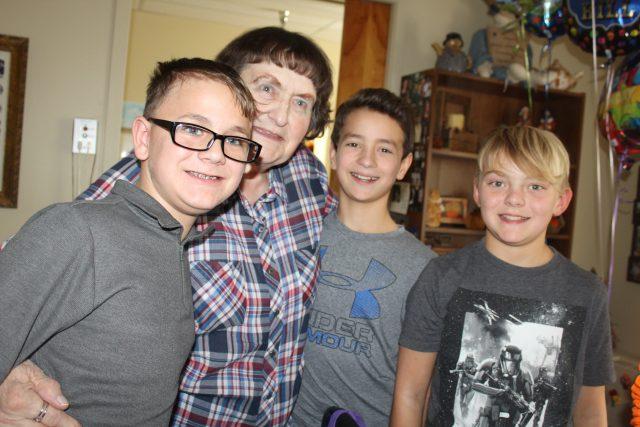 Teens Bring Joy to Community