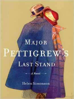 Character Writing and 'Major Pettigrew's Last Stand'