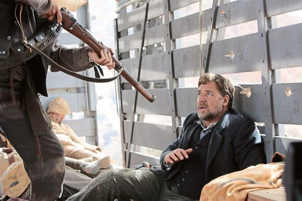 'The Water Diviner': Wages of War