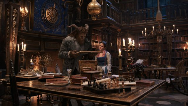 'Beauty and the Beast': It'll Do