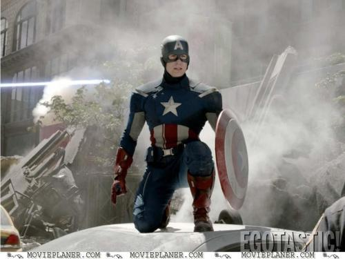 'Captain America: The Winter Soldier': Fish Out of Water