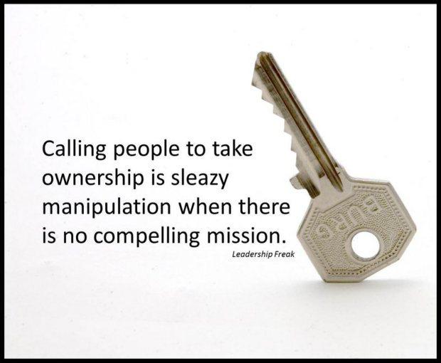 10 Ways to Create a Sense of Ownership