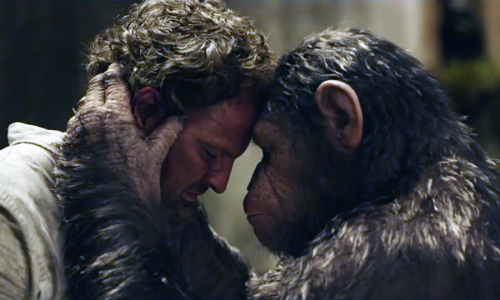 'Dawn of the Planet of the Apes': Damn, Dirty Humans