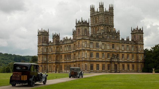 Missing Downton
