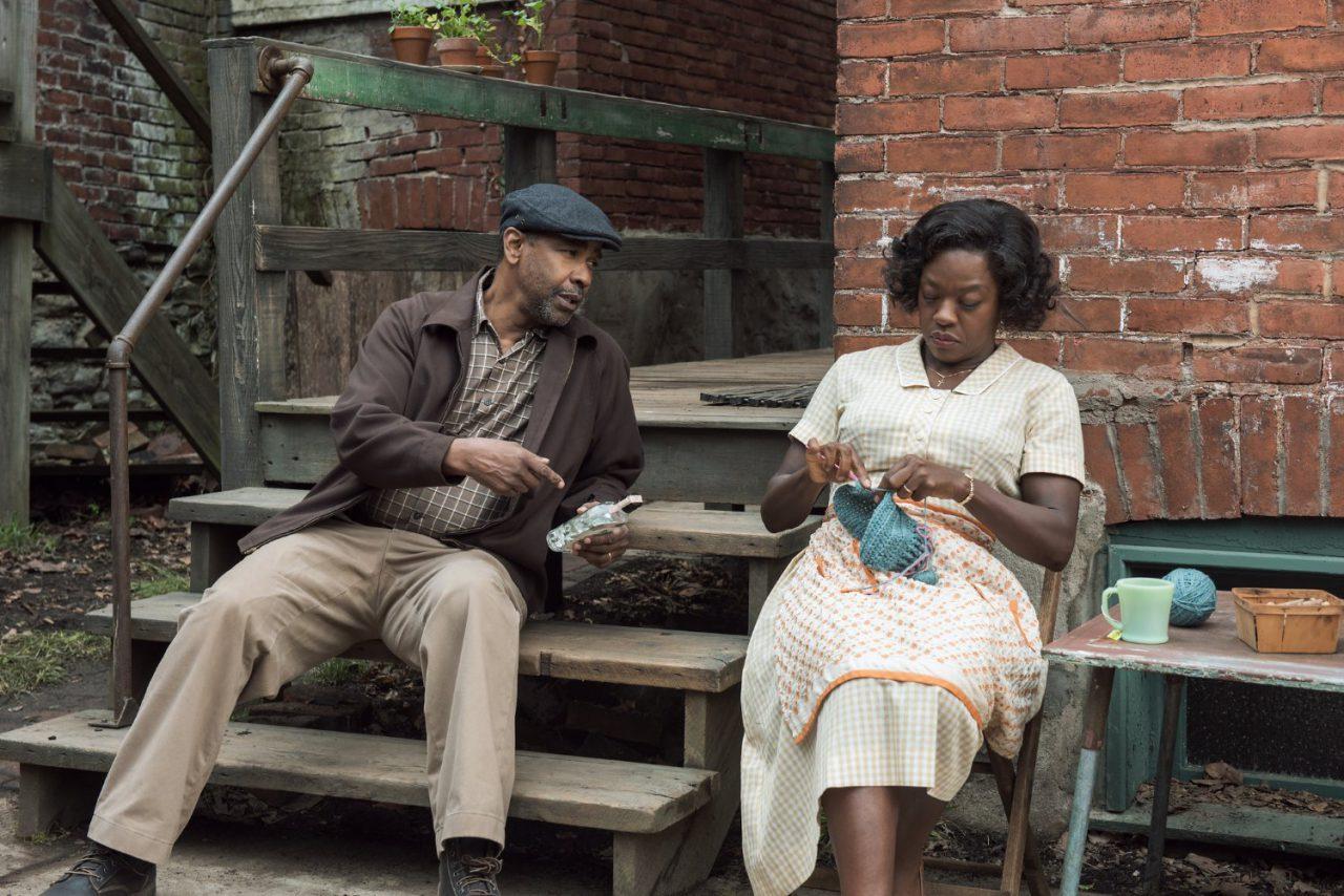 'Fences': Black Lear