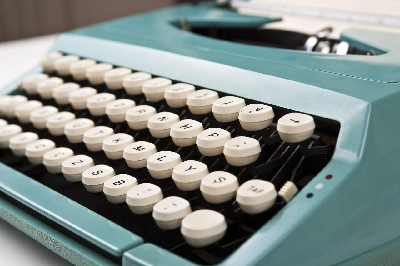 The New Typewriter