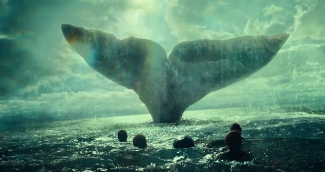 'In the Heart of the Sea': Whale 10, Humans 3