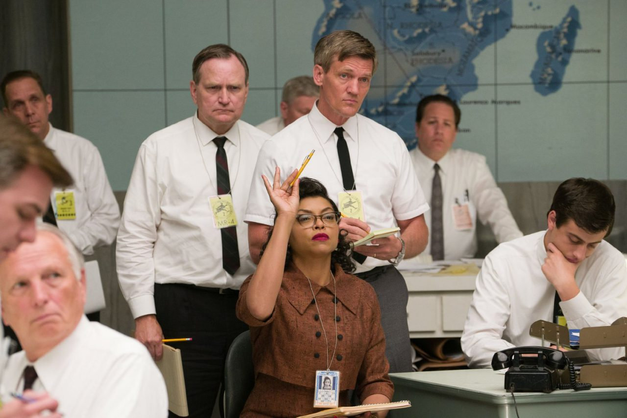 'Hidden Figures': Racism With A Tight Smile