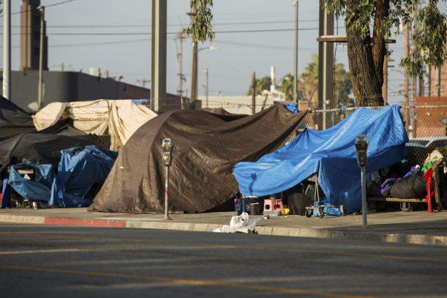 Coronavirus Could Hit Homeless Hard