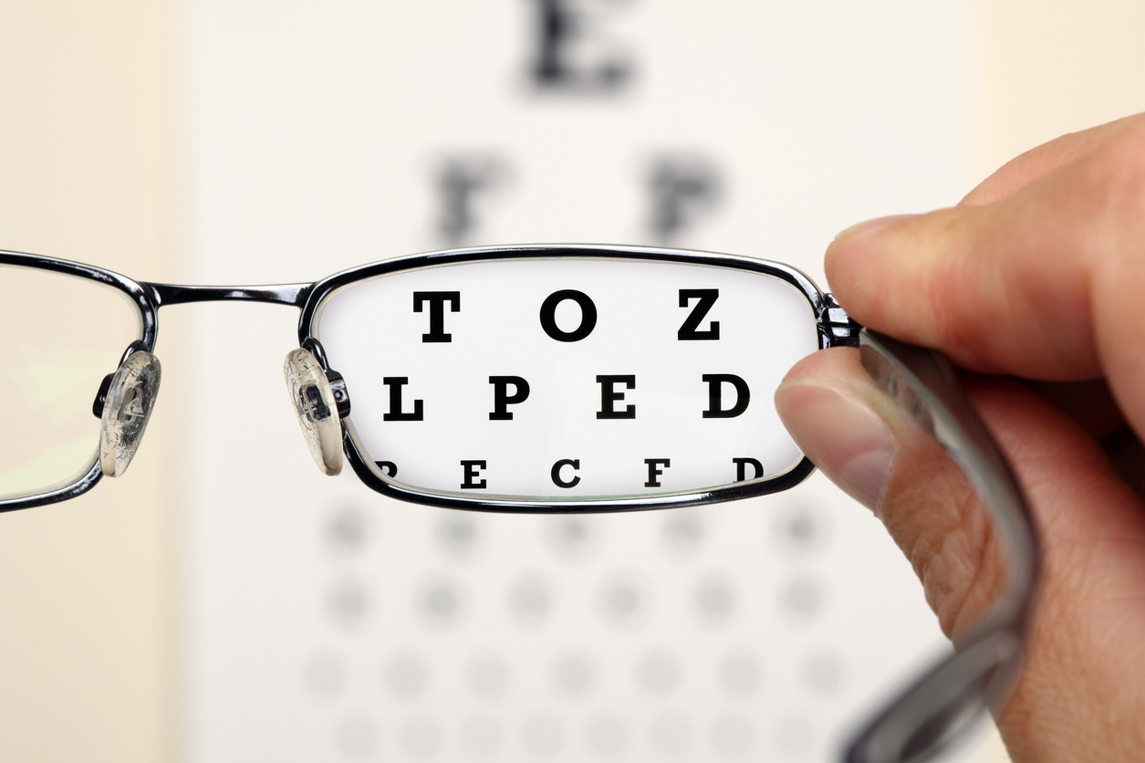 Adapting to Low Vision