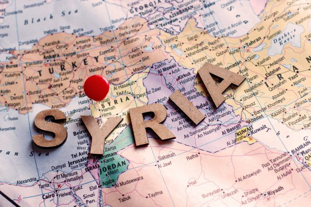 Syrian Solution Eludes U.S.