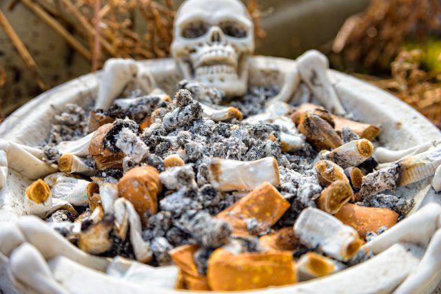 Nicotine May Be Cut From Cigarettes