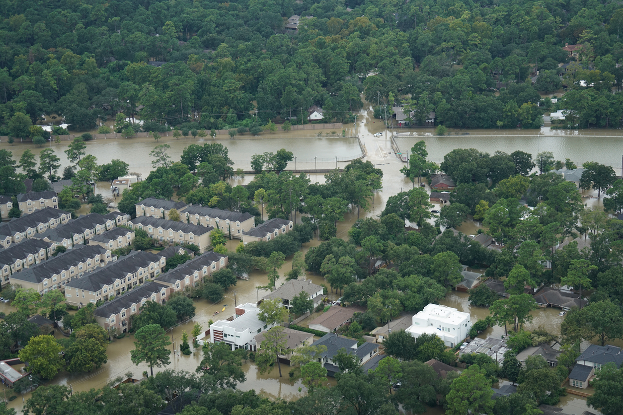 Disasters Beyond Harvey