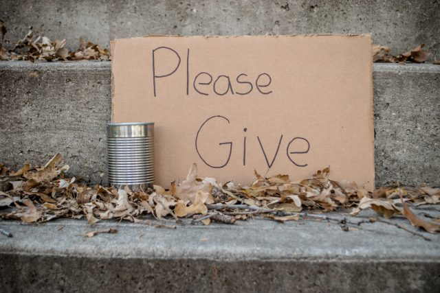 Campaign Launched to Ban Anti-Panhandling Laws