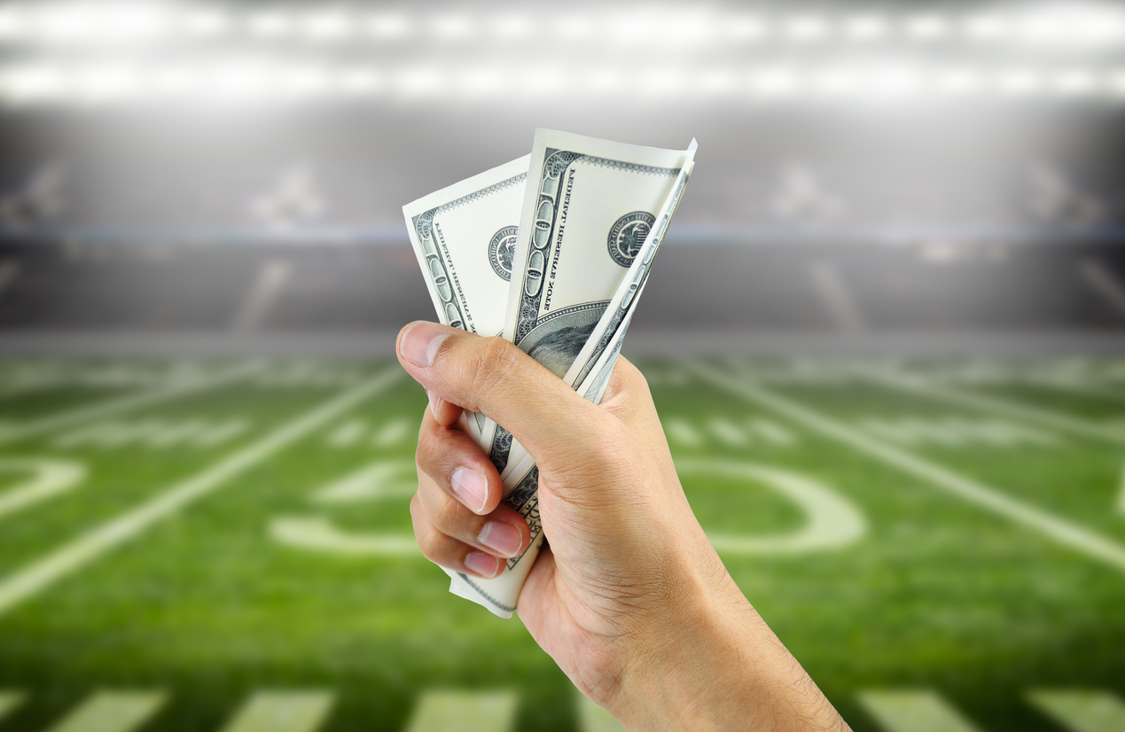 Sports Betting — Off and Running