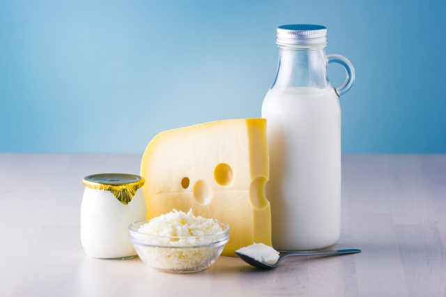 Calcium Intake and Aging