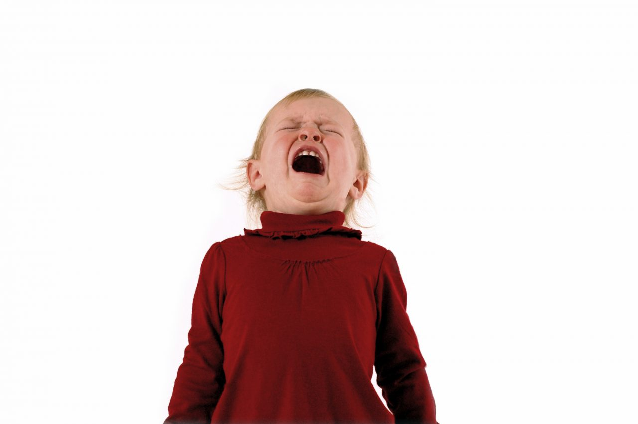 Nipping Temper Tantrums in the Bud