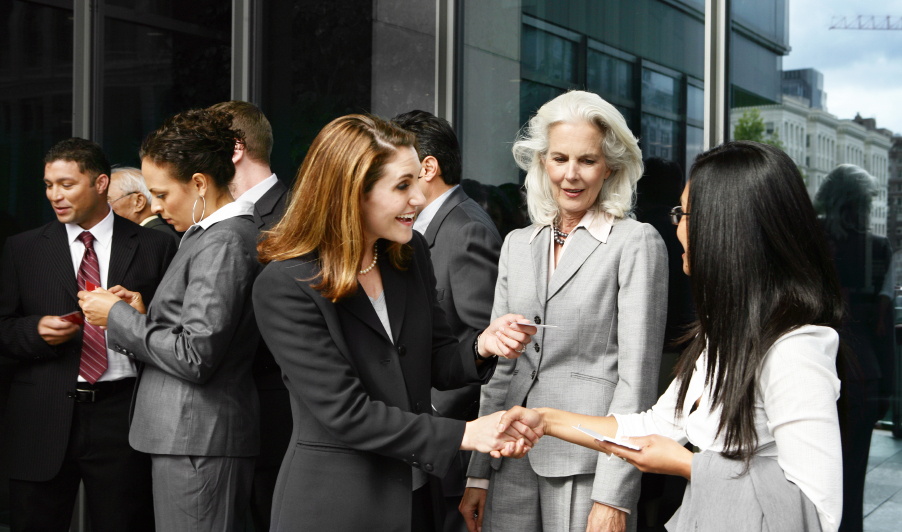 Network to Find New Employment