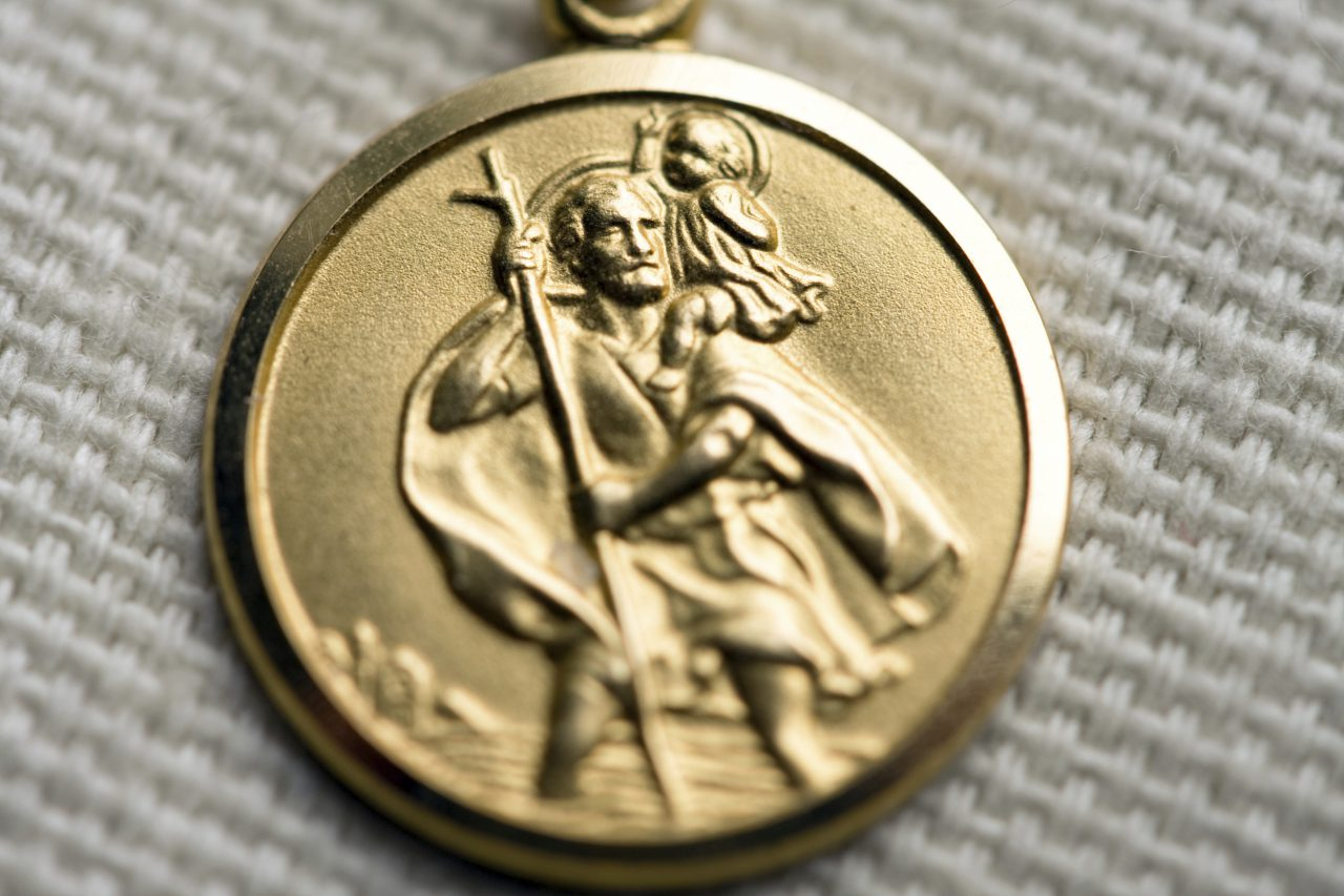 The Tale of St. Christopher