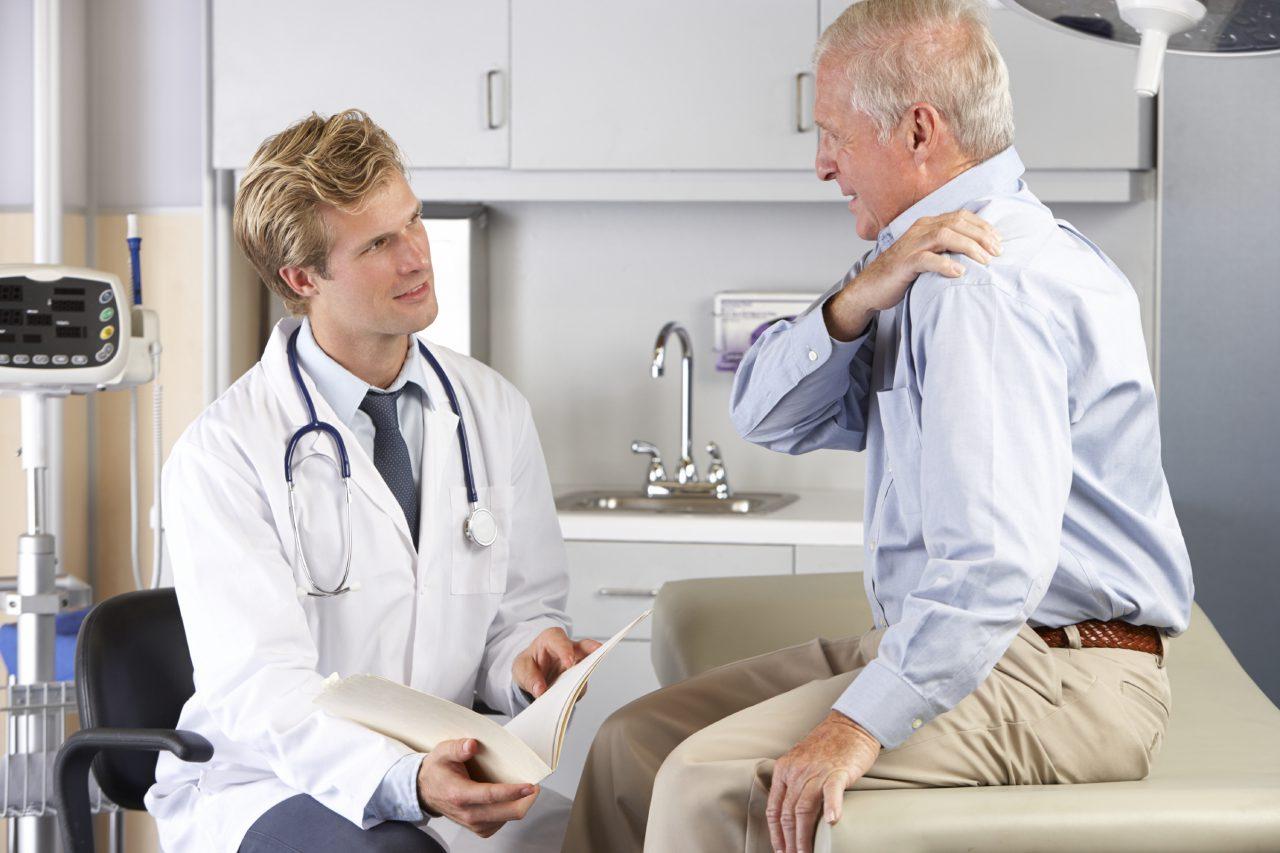 Seniors and Shoulder Injuries: Part 1