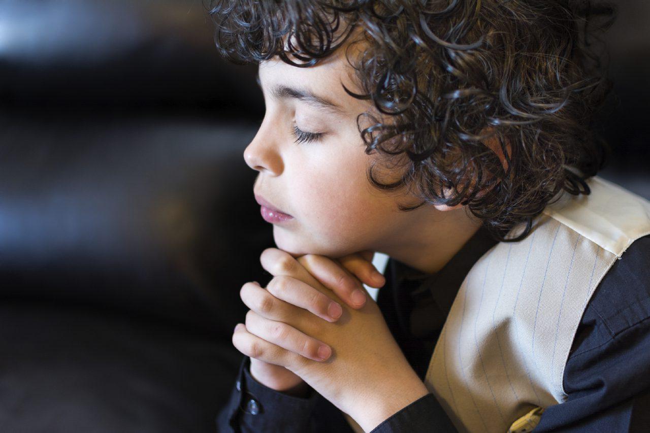 A Little Boy's Prayer