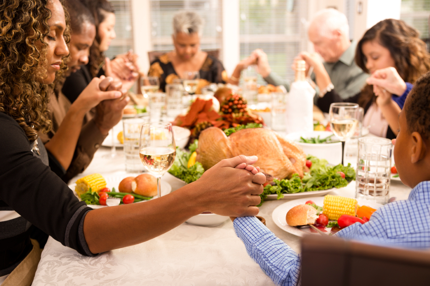Giving Thanks for Others