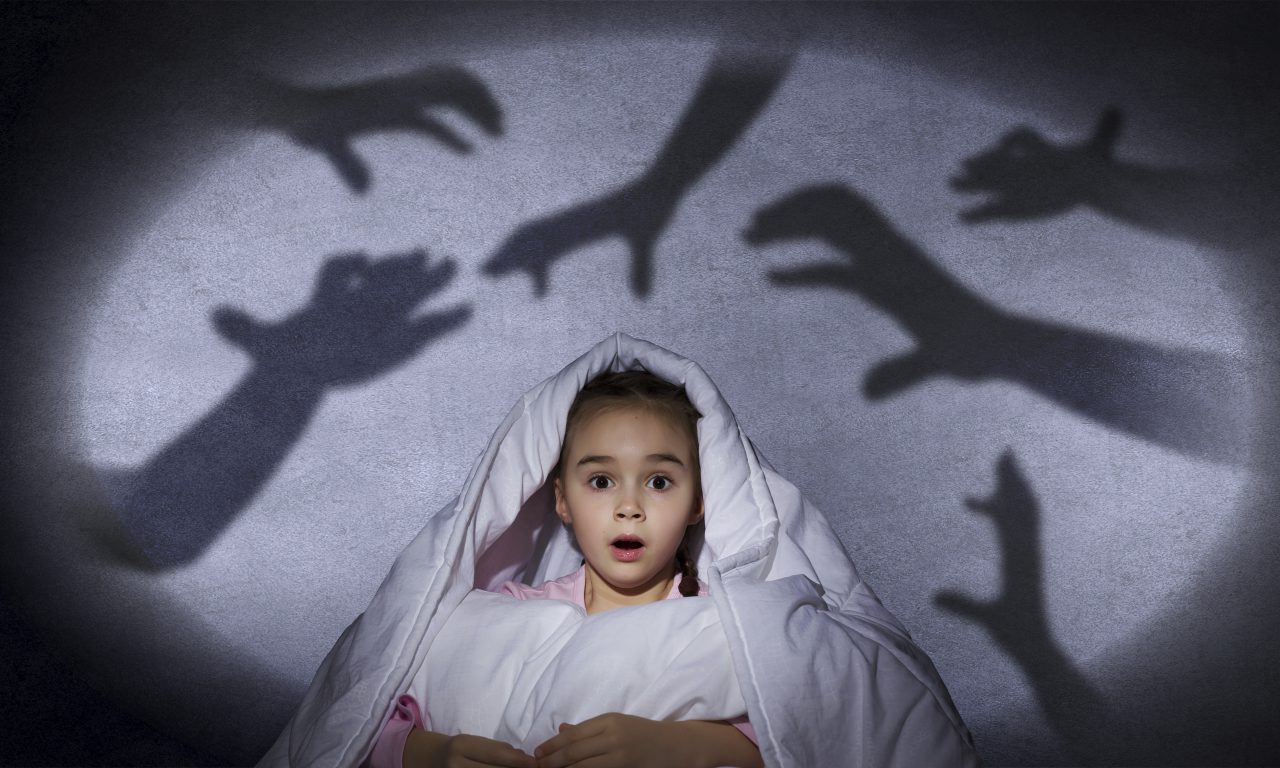 Soothing Bedtime Fears