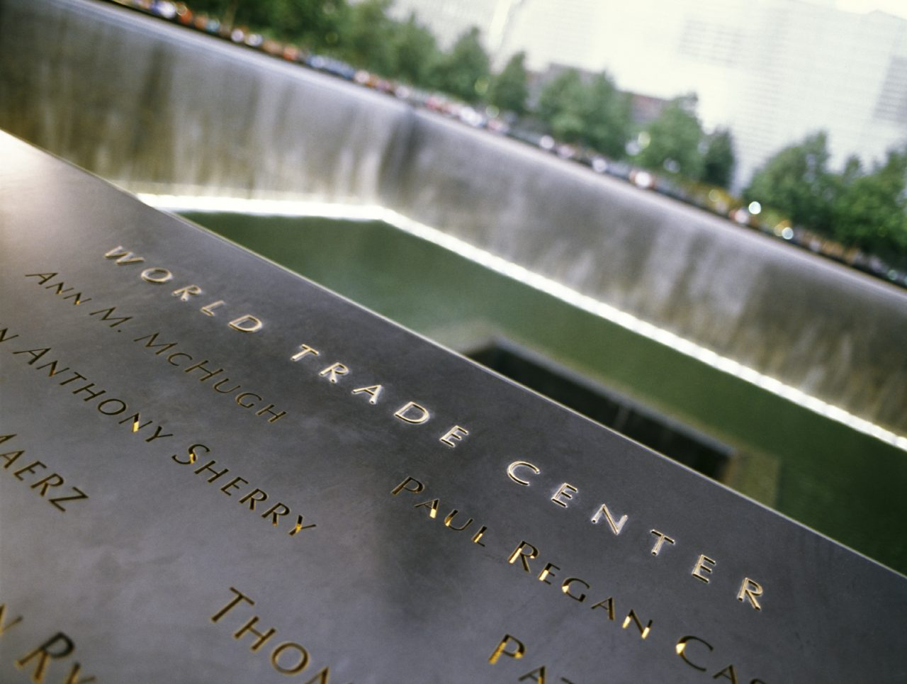 Going Back to the Twin Towers Site