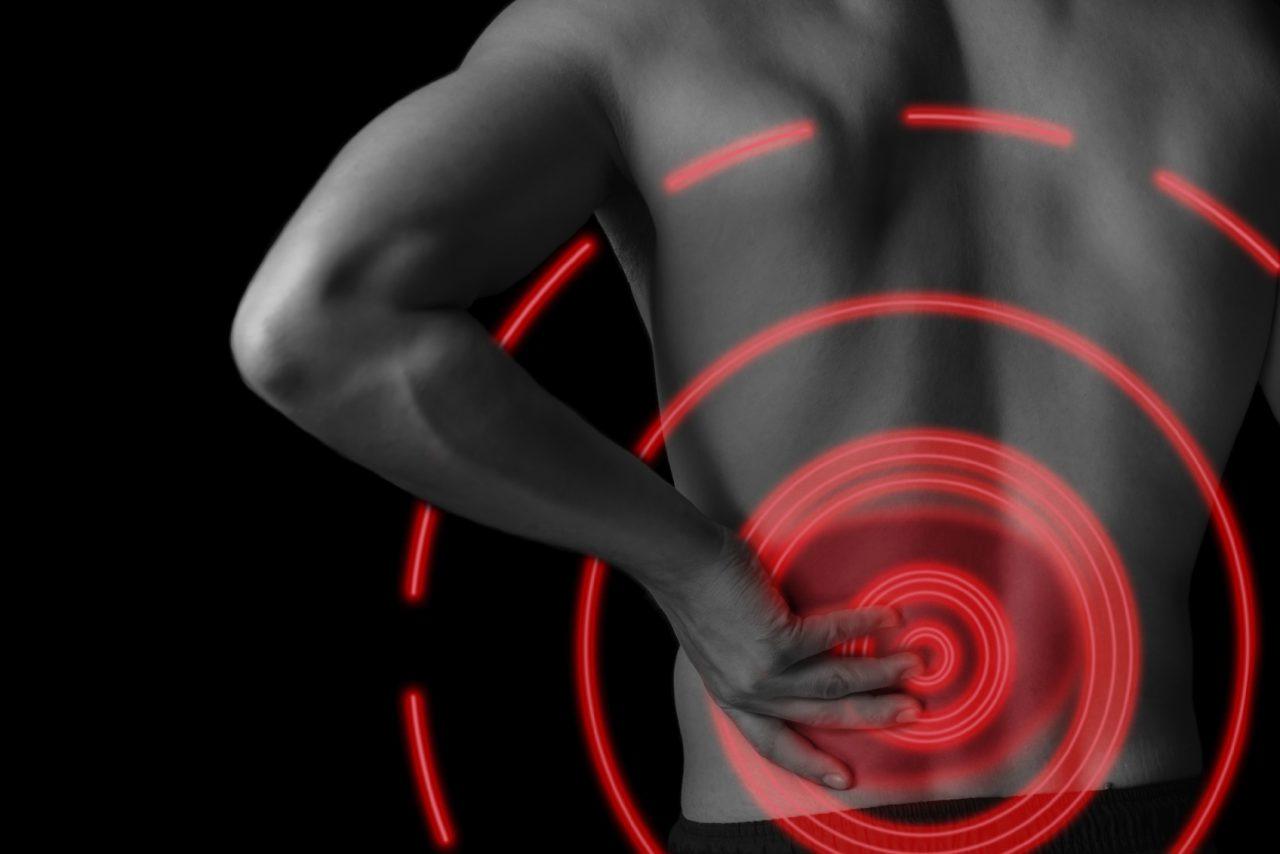 Magic Bullet for Back Pain