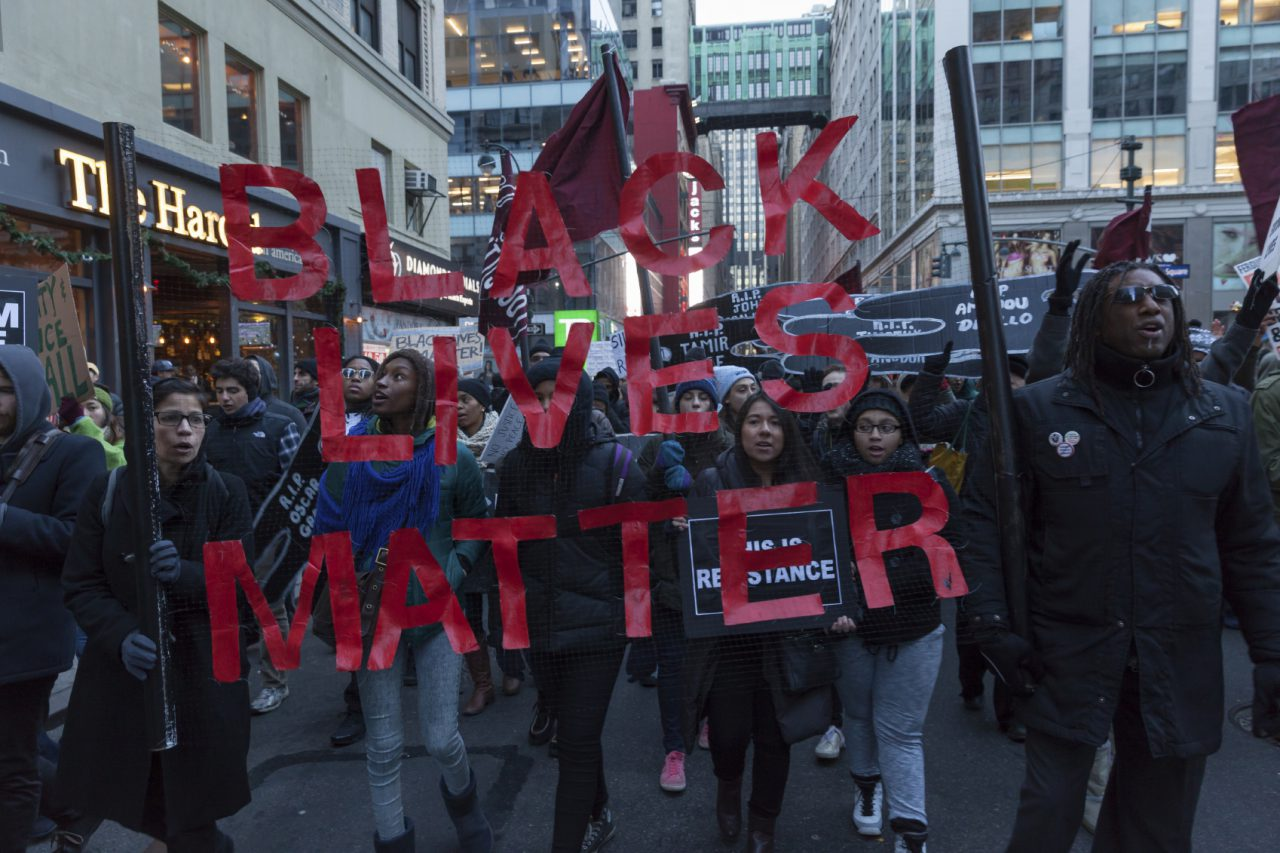 Black Lives Matter and the 2016 Elections
