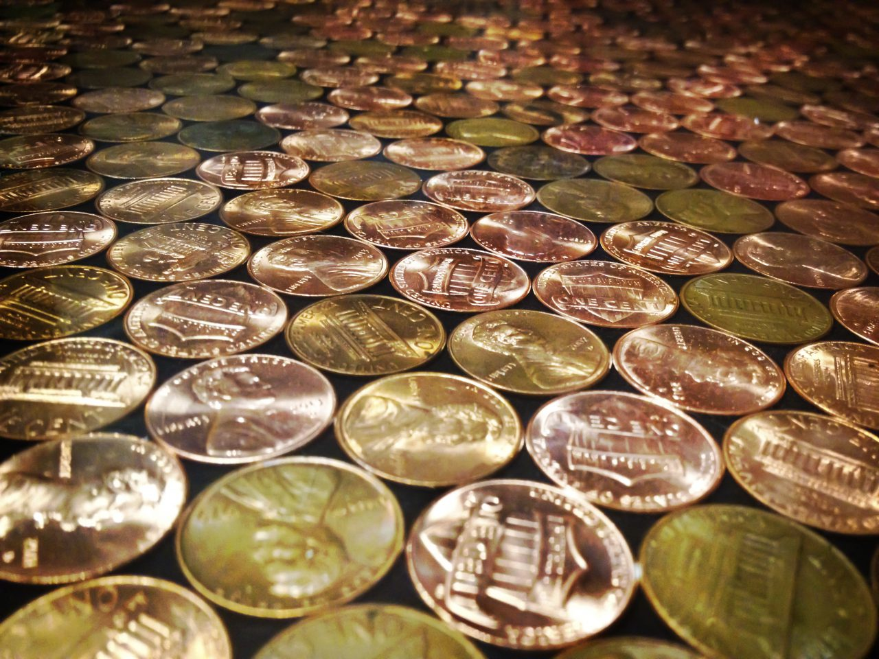 Pennies: No Longer from Heaven