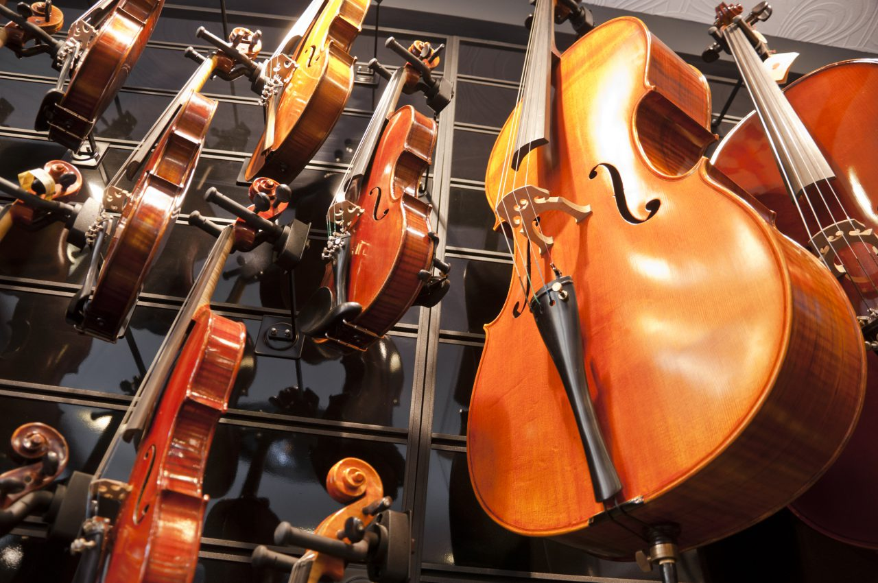 Fretwell's Bass Shop: An All-American Institution