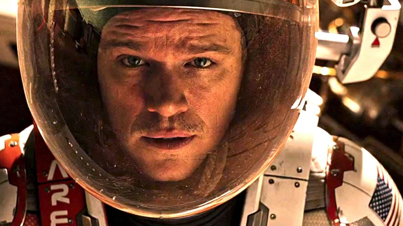 'The Martian': The Loneliest Man Alive