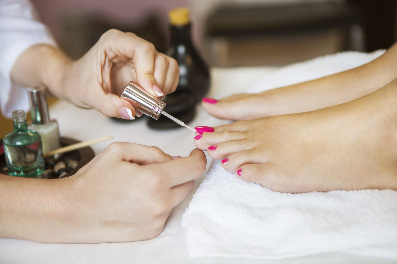 The Luxury of Nail Salons