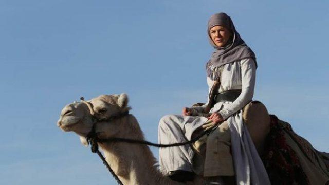 'Queen of the Desert': Nicole of Arabia