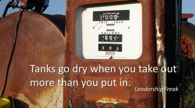 Fresh Fuel For Dry Tanks