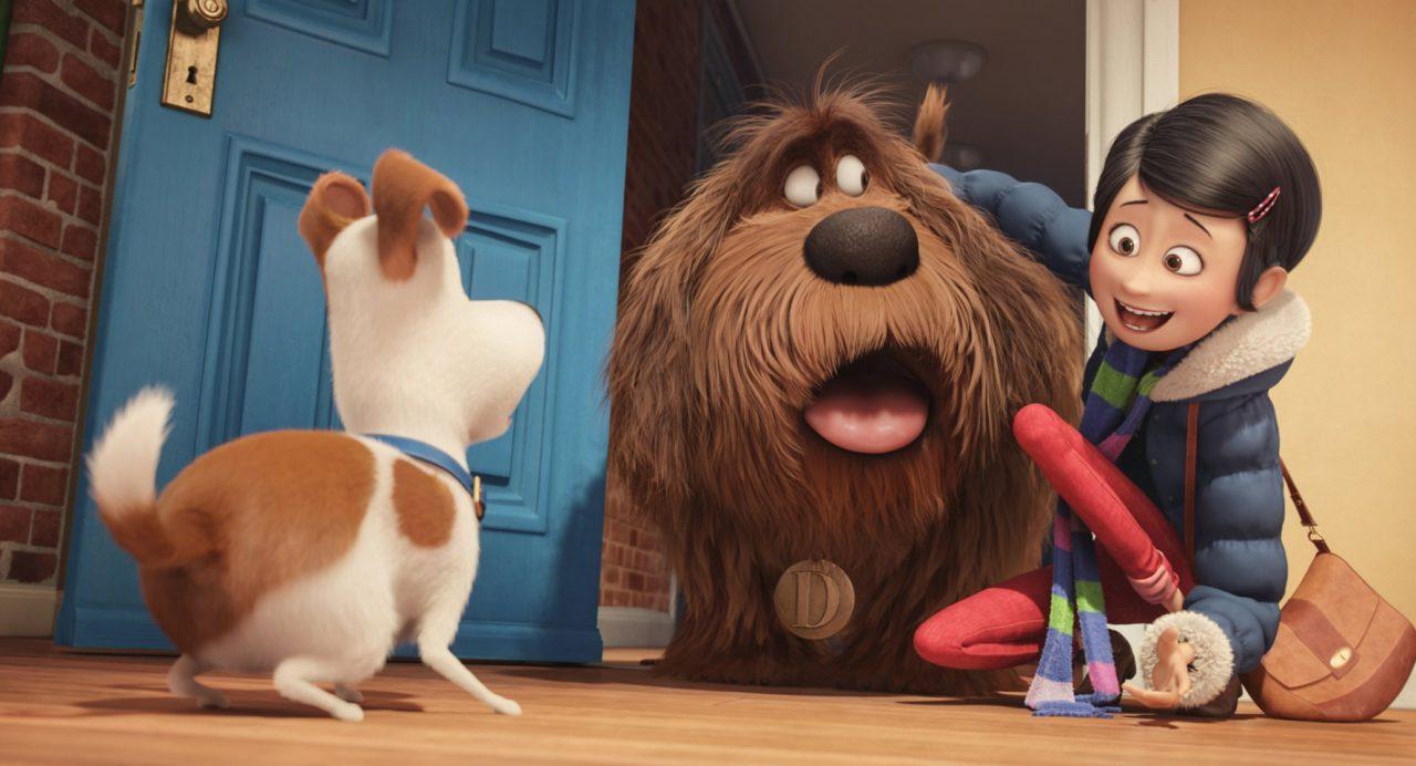 'The Secret Life of Pets': Animal Frolics