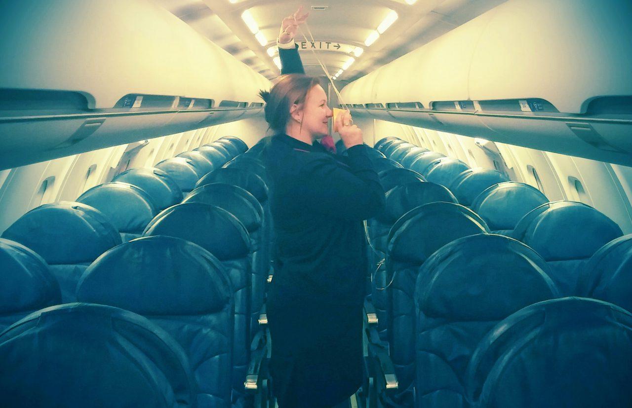 The Leadership Flight