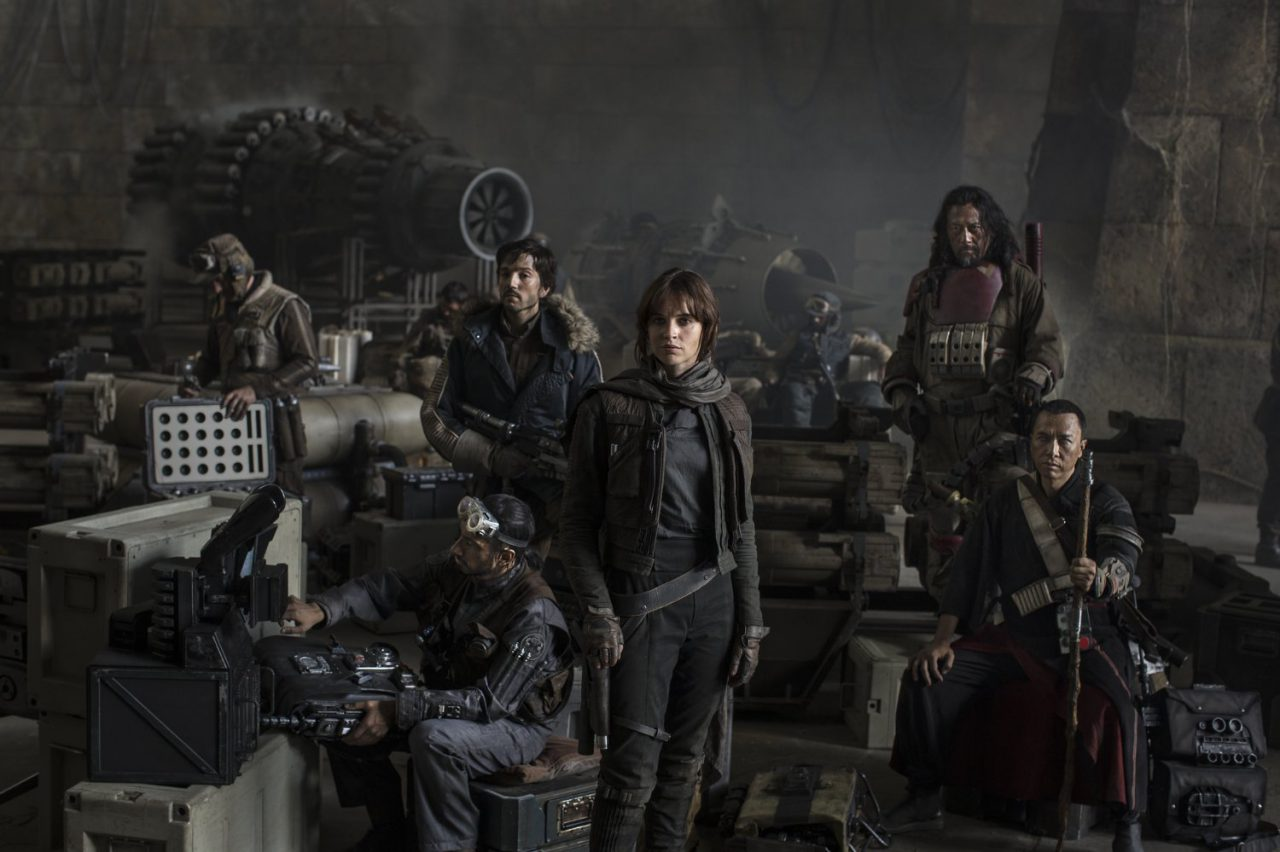 'Rogue One: A Star Wars Story': Over It