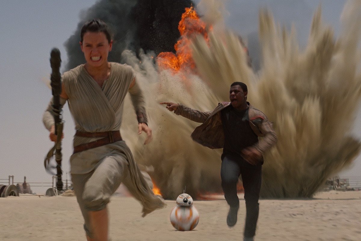 'Star Wars: The Force Awakens': Cosmic Palate Cleanser