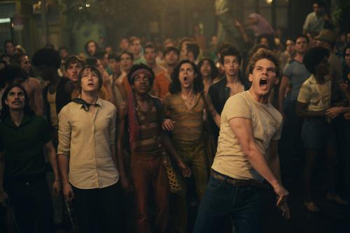 'Stonewall': Swishing to Freedom