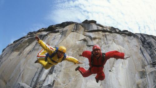 'Sunshine Superman': Following the Thrill