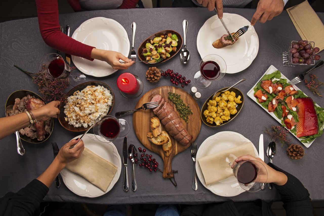 What To Do When Your Holiday Meal Plans Are Not So Holly and Jolly