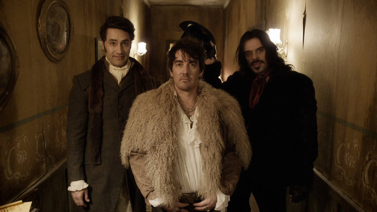 'What We Do In The Shadows': That Sucking Sound