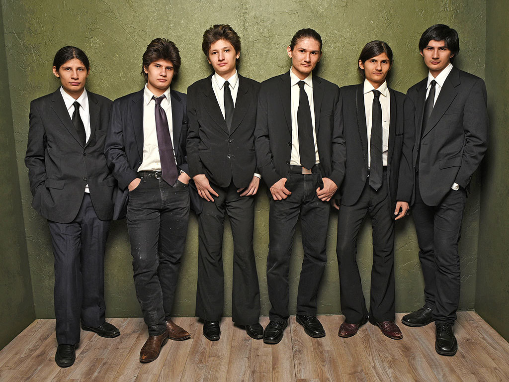 'The Wolfpack': Growing Up in Prison